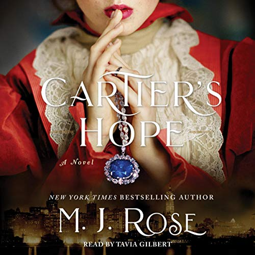 Cartier's Hope audiobook cover art