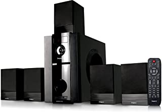 Impex 5.1 Channel Home Theater Music System -45 Watts with Bluetooth, Radio, Remote Control - BRAVO HT 5107