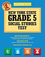New York State Grade 5 Social Studies Test (Barron's Test Prep NY)
