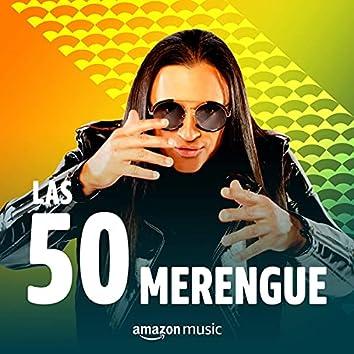 Las 50 Merengue