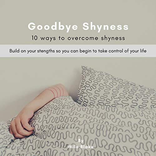 Goodbye Shyness Titelbild