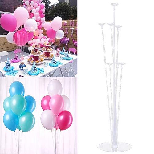Latex folie ballonnen, KimcHisxXv ballon rechtopstaande houder Cup Stick tafel ondersteuning standaard bruiloft partij benodigdheden
