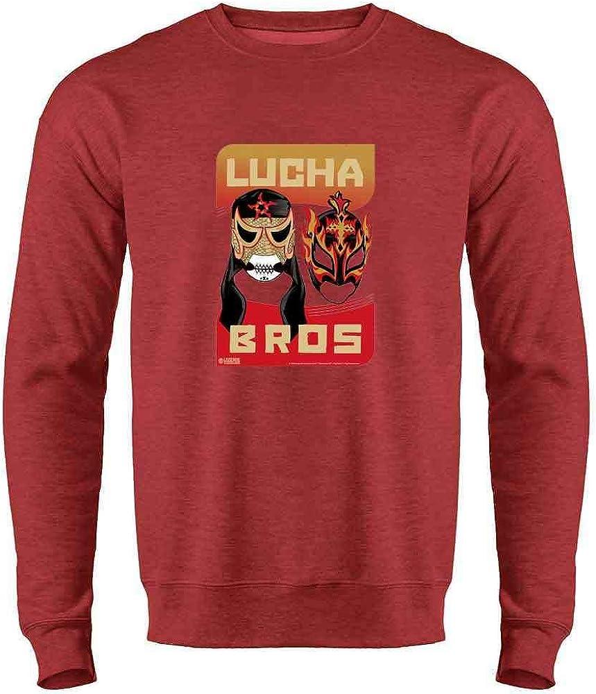 Lucha Bros Masks Penta Easy-to-use Zero M Dealing full price reduction Heather Fenix 3XL Red Libre