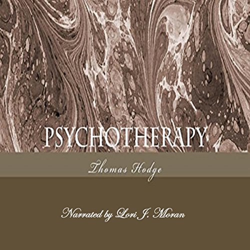 Psychotherapy audiobook cover art