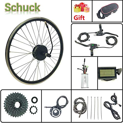 Schuck E-Bike Cycling Hub motorreductor sin escobillas