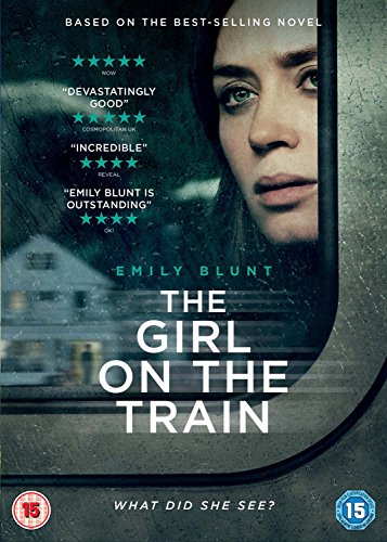 The Girl on the Train [DVD] UK-Import, Sprache-Englisch