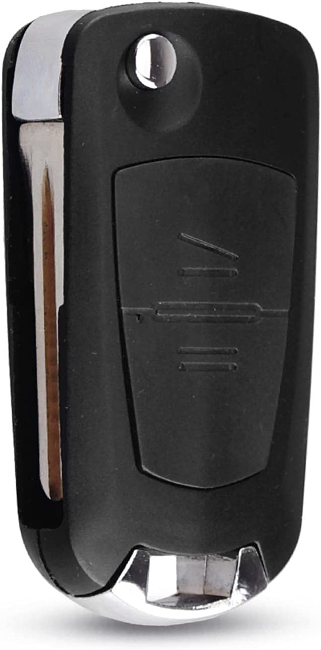 FLJKCT 4 years warranty Modified Flip Remote 2 Buttons Opel Key Case for Shell Va Max 55% OFF