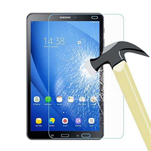 Schutzglas Folie für Samsung Galaxy Tab A SM-T580 SM-T585 10.1 Zoll Tablet Display Schutz 9H Schutzglas NEU