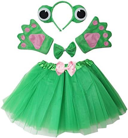Child frog costume _image1