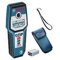 Bosch Professional GMS 120 - Detector de Pared  (detección máx. en madera/met...