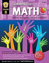 8th grade math workbook