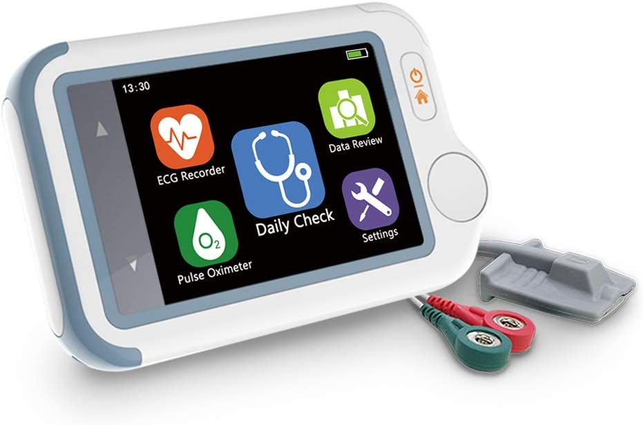 Wellue Heart Monitor Portable Cheap Japan Maker New Tracker W Health Bluetooth