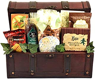 Congratulations On Your New Arrival!, New Baby Gift Basket for Proud New Parents