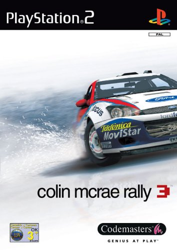 Colin Mcrae rally 3 [Ps2 - Edizione: Italia]