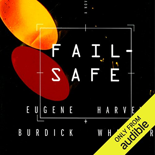 Fail-Safe audiobook cover art
