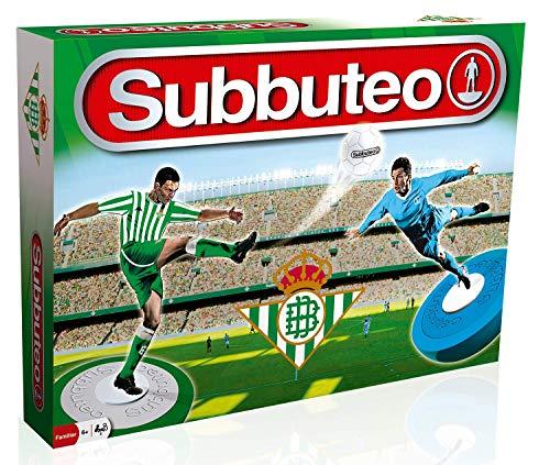Eleven Force Subbuteo Playset Real Betis, Multicolor, Talla Única