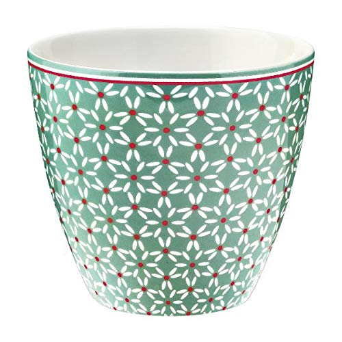 Latte Cup Juno Green