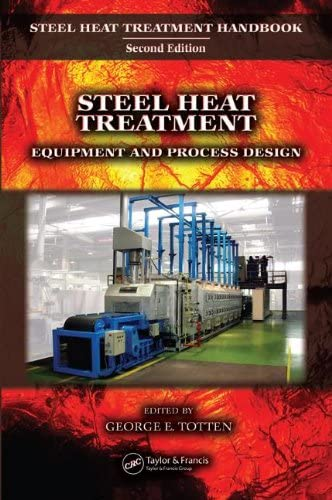 Steel Heat Treatment Equipment and Process Design product image