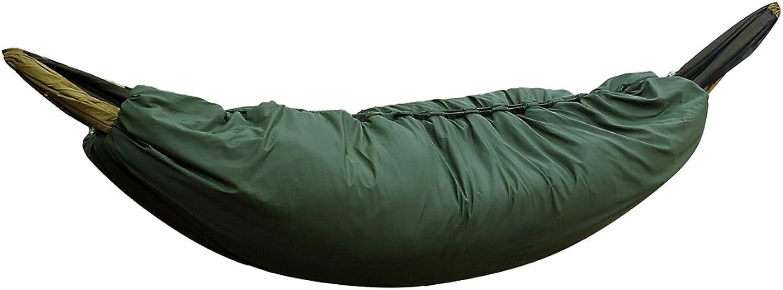 MagiDeal Outdoor Hammock Hammock Hammock Underquilt Isomatte Underblanket für Hängematten Ultraleicht und Kälteschutz, Warm für Winter Camping Wandern B078SX34FJ  Internationale Wahl 636ed4