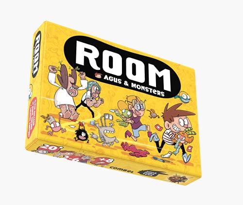 GDM Games (GDMG6) Room, AGUS y los Monstruos