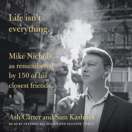 Page de couverture de Life Isn't Everything