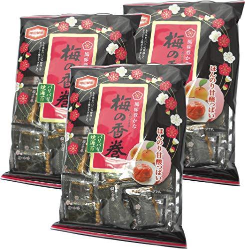 Kameda Ume No Ka Maki Senbei (3 Pack)