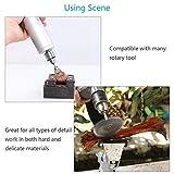 Zoom IMG-2 katoom kit spazzola metallica mini