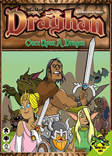 World of Draghan: Once Upon a Dragon