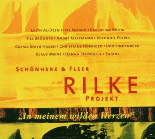 Rilke Projekt II: In meinem wilden Herzen (Limited Edition 2006 mit Postkarten)