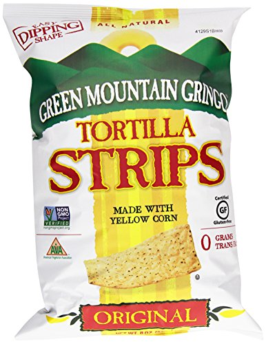 Green Mountain Gringo Tortilla Chip Strips