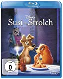 Bluray Klassiker Charts Platz 28: Susi und Strolch [Blu-ray]