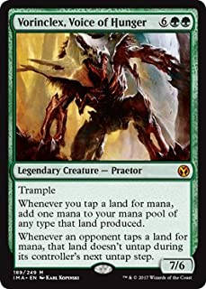 Vorinclex, Voice of Hunger - Iconic Masters
