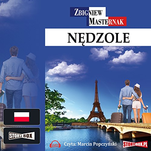 Nędzole audiobook cover art
