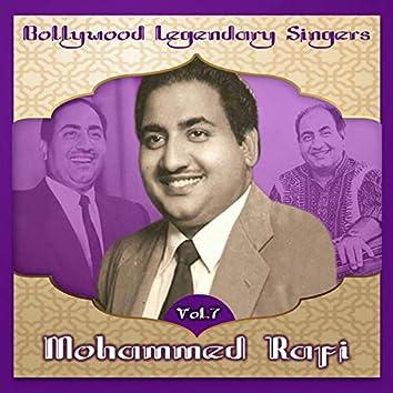 Bollywood Legendary Singers, Mohammed Rafi, Vol. 7