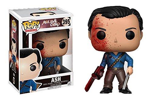 Funko 13745- Ash vs The Evil Dead, Pop, Figura de Vinilo 395Ash Limited