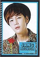 Newチャン・グンソク画像入りリングノート64ページ韓国