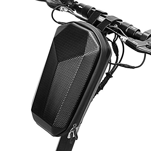 Domybest - Bolsa de transporte para patinete eléctrico (4 L, EVA), impermeable,...