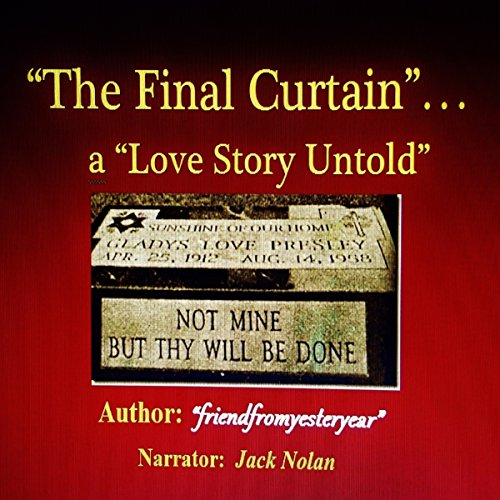 The Final Curtain audiobook cover art