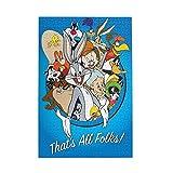 Loo-ney Tun-es Dibujos Animados Puzzle 1000 Piezas Para Adultos Adolescentes Niños Y Familia - Desafiante Puzzle Colorido