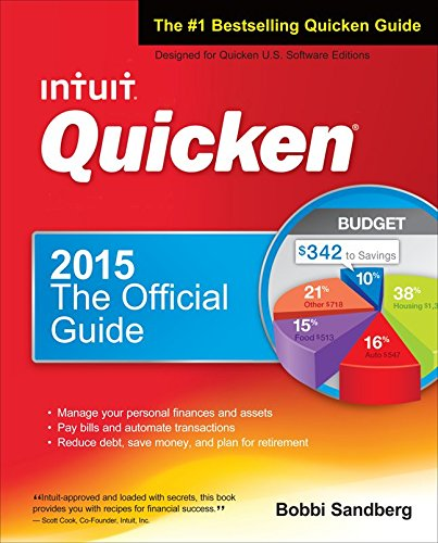 Download Quicken 2015 The Official Guide 0071850392