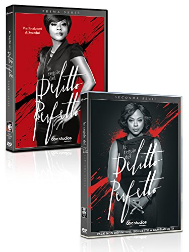 Le Regole Del Delitto Perfetto: Raccolta Stagioni 1-2 (8 DVD)