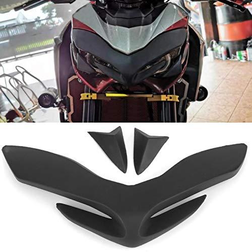 Cubierta de faro delantero de motocicleta, accesorios
