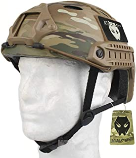 ATAIRSOFT PJ Type Tactical Paintball Airsoft Fast Helmet