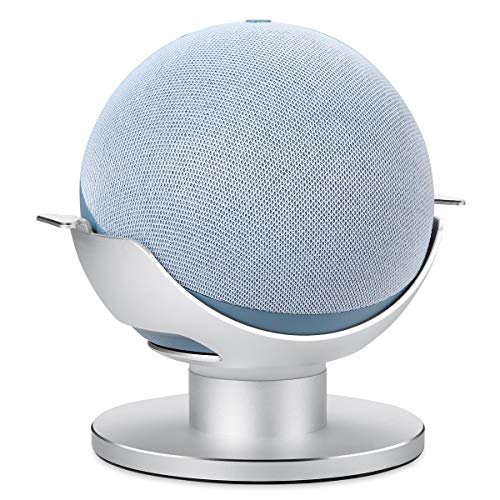 Aluminum Stand for Echo Dot 4th Gen by AutoSonic, Accessories...