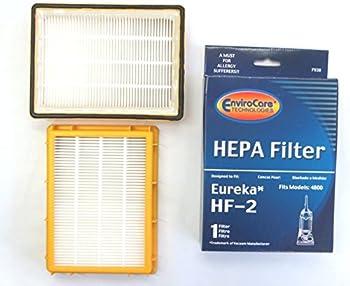 EUREKA Vacuum Smart Vac HEPA 61111  HF-2 Filter  2 pack