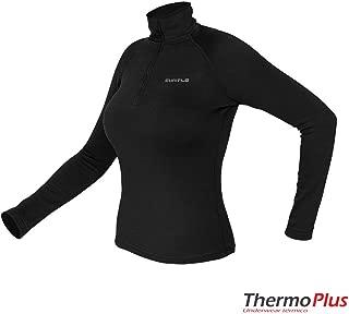 Blusa Zip Thermoplus - Feminino Curtlo
