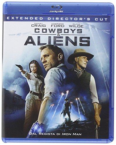 Cowboys & aliens [Blu-ray] [IT Import]