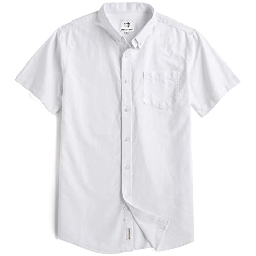 Short Sleeve Collared Shirt Amazon Com