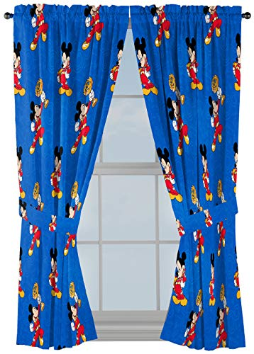 Cutest Mickey And Minnie Curtains Lets Buy Best