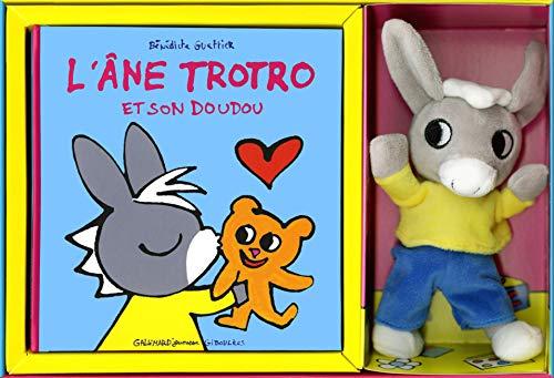 L'âne Trotro et son doudou - Coffret (L'âne Trotro - Giboulées)
